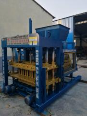 4-15B全自动液压砖机