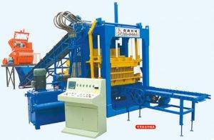 QT5-15型液压制砖机