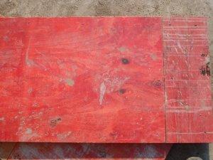 木胶砖机托板
